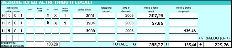 MODELLO F24 SEMPLIFICATO EDITABILE DA SCARICA